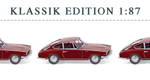 KLASSIK EDITION 1:87
