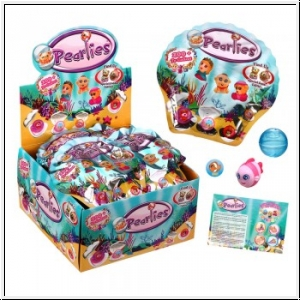 Pearlies Booster
