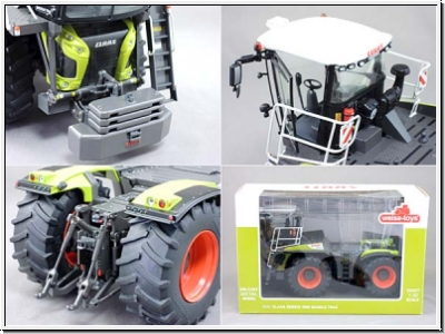 Weise Toys CLAAS XERION 4000 SADDLE TRAC