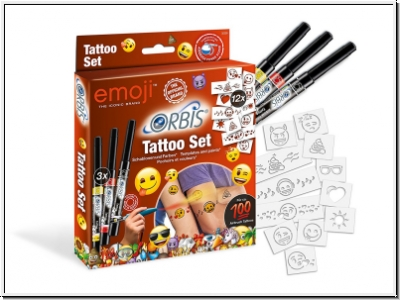 Orbis 30309  Tattoo Set