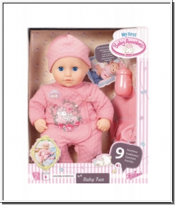 my first Baby Annabell 700594 Baby Fun