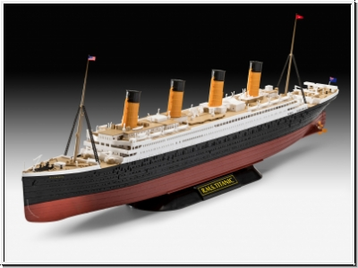 Revell 05498 RMS TITANIC