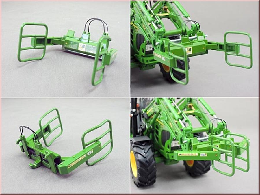 Wiking frontlader werkzeuge set a john deere grün gut und günstig