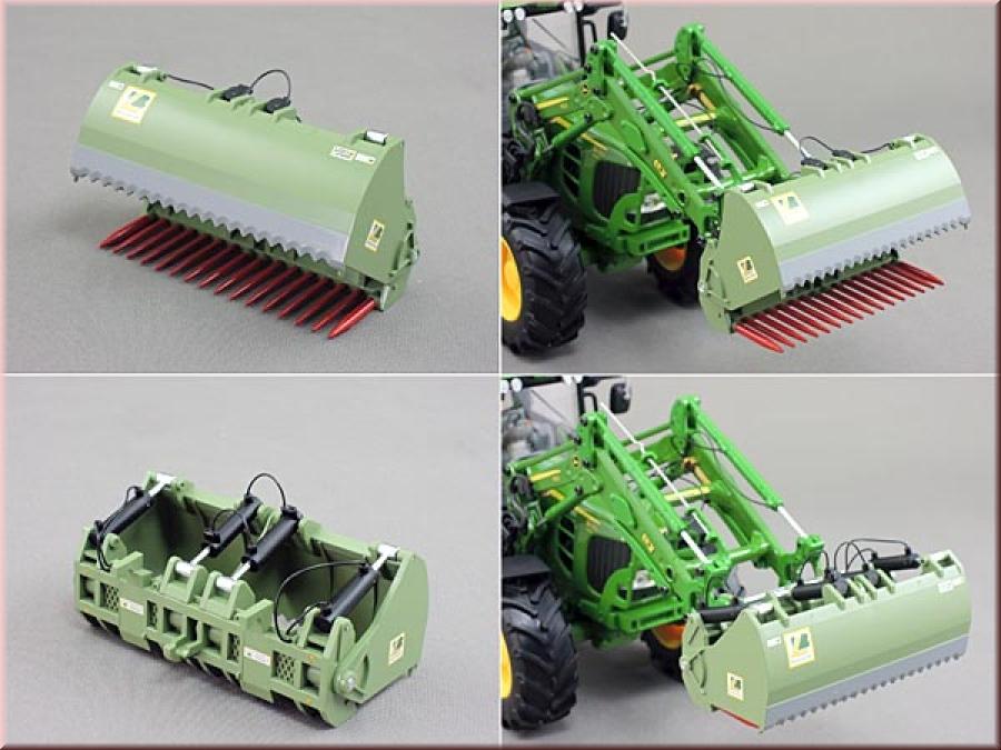 Bildagentur pitopia bilddetails traktor mit frontlader uli