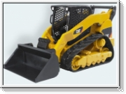 BRUDER Caterpillar Delta-Lader