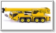 SIKU 2110 Fire engine crane truck