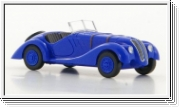 Wiking BMW 328 - signalblau