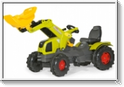 Rolly Toys Claas Axos 340 mit Frontlader