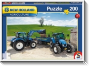 Schmidt Puzzle, New Holland T6AC/T5EC