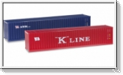 HERPA Container-Set 2x40 ft.