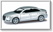 HERPA Audi A3 Limousine, eissilber metallic