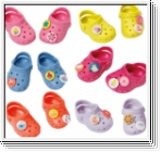 BABY BORN 822067 Clogs mit Pins