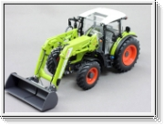 Wiking Claas Arion 430 mit Frontlader 120