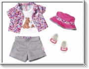 BABY BORN 823767 Play&Fun Deluxe Camping Outfit