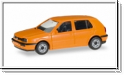 HERPA MiniKit VW Golf III 4-türig, orange