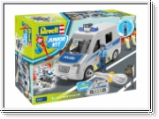 Revell Junior Kit Polizei Van