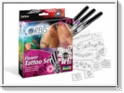 Orbis 30307 Flower Tattoo Set