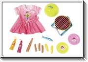 Baby Born 824733 Play&Fun Grillspass Set